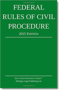 FRCP book